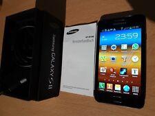 Handy Samsung  Galaxy S2  Schwarz 16  GB  8 Mp Kamera  mit OVP.