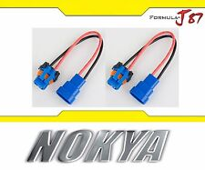 Nokya Wire 9012 HIR2 NoK9112 Two Harness Head Light Bulb Dual Beam Socket Female