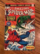 AMAZING SPIDER-MAN#145 1975 MARVEL BRONZE AGE COMICS
