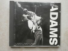 CD - Bryan Adams - Live! Live! Live!