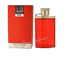 Desire Red For Men by Alfred Dunhill Edt. Spray 3.4oz 100ml * New in Box *