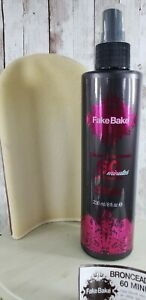 Self Tanning Fast Acting Liquid Solution 60 Minutes by Fake Bake 1 Hour