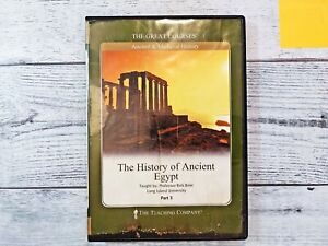 Great Courses - History of Ancient Egypt **Part 3 Only**
