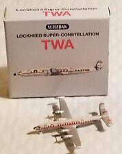 Lockheed L-1049 Super Constellation TWA Schabak 934/10 1:600