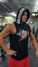 Warrior Elite Gear Mens Workout Hoodie - Medium