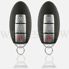 2 Car Key Fob Keyless Entry Remote For 2007 2008 2009 2010 2011 Nissan Xterra