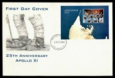 DR WHO 1994 GRENADA FDC SPACE MOON LANDING ANIV S/S  Lg37566