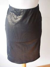 New Look Party Patternless Stretch, Bodycon Skirts for Women