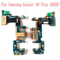 For Samsung Galaxy S8 Plus G955F Micro USB Charging Port Mic Charger Flex Cable