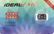 iDeal Unlock Turbo Sim Card For iPhone          T-mobile, AT&T, Sprint, Verizon
