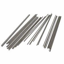 37 Pcs Steel Bushing Wire for Clocks 0.2mm upto 4.0mm Clock Watch Tool