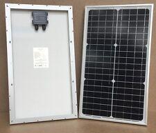 Pannello solare fotovoltaico 30 W 12 V monocristallino
