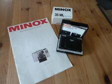 Minox 35 ML Kleinbild Kamera