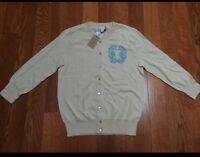 NWT J Crew Clare Cardigan in Seahorse Champagn Blue  A5211
