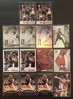 Terence Davis 14 Rookie Card Lot Mosaic RC Rated Rookie Toronto Raptors