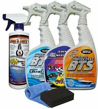 Ultimate Outdoor Protectant Kit - Fishing, Boating, RVs, Cars - Care Kit