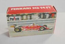 Repro Box Polistil RJ 63 Ferrari 312 T4 F1