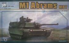 Panda hobby 35030 m1 Abrams MBT 1:35