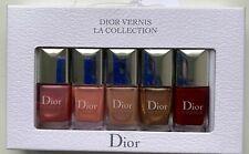 Dior nail polish 152 211 266 313 853 set 7 ml x 5 VINTAGE