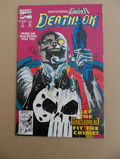 Deathlok 7 . Punisher X-Over . Marvel 1992 . VF +