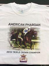 American Pharoah 2015 Triple Crown t-shirt - 3 XL