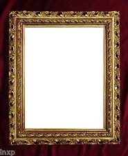 SPECCHIO a parete 43x36 SPECCHIO BAROCCO RETTANGOLARE ORO CORNICI ARABESCO 4