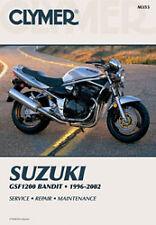 CLYMER REPAIR MANUAL Fits: Suzuki GSF1200S Bandit