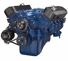 Big Block Ford Serpentine Pulley Conversion Kit Alternator Only 429 460 BBF