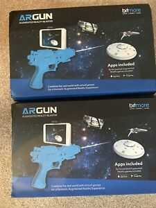 2x Augmented Reality (AR) Blaster | 8 Games Included