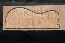 "AWESOME QUILTED MAPLE 24 5/8"" X 8"" X 1 15/16"": GUITAR, LUTHIER, CRAFT, SCALES"