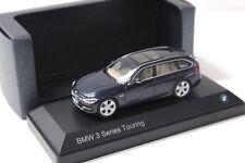 1:43 Paragon BMW 3er 335i F31 Touring dark blue DEALER NEW bei PREMIUM-MODELCARS