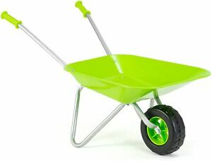 Little Roots Kids Metal Wheelbarrow or Gardening Tools