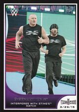 D-Generation X -  2016 Topps WWE Road to Wreslemania, #10