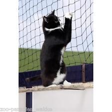 Katzenschutznetz mit Montageset - Katzennetz - Schutznetz / ca. 2 x 4 m - 15203