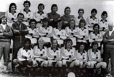 PORT VALE FOOTBALL TEAM PHOTO>1977-78 SEASON