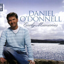 The Best Of Daniel O'Donnell 2CD Early Memories, NEW + SEALED * CARD SLIPCASE *