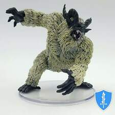 Abominable Yeti - Icewind Dale Rime of Frostmaiden #31 D&D Huge Miniature
