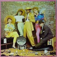 KID CREOLE & THE COCONUTS 'TROPICAL GANGSTERS' UK LP