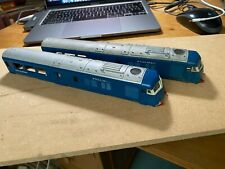 Triang Hornby Blue Pullman BODIES WORN SPARES motor/dummy cars