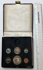 1867 - 1967 Royal Canadian Mint Coin Set - Animals - Silver - Presentation Box