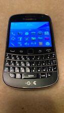 BlackBerry Bold 9900 Black QWERTY Unlocked - Used
