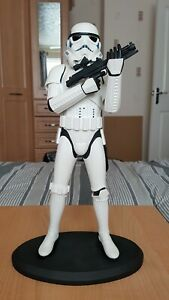 Star Wars Attakus Limited Edition STORMTROOPER - Statue No:696 of 1500 - 1/5