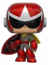 Funko Pop Games Megaman Proto Man Vinyl Figure 10348