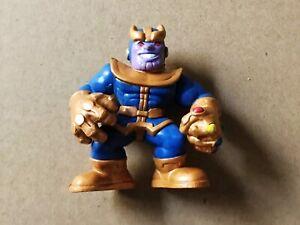 Marvel Super Hero Squad THANOS Figure Avengers Infinity War Villain A580_A