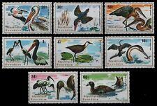 Ruanda 1975 - Mi-Nr. 711-718 A ** - MNH - Vögel / Birds