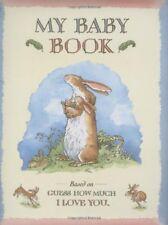 Guess How Much I Love You: Baby Book,Sam McBratney, Anita Jeram