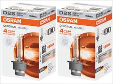 2x NEW OSRAM XENARC OEM D2S 66240 XENON HID HEADLIGHT BULBS | PACK OF 2