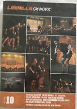 Les Mills Cxworx 10. Complete Dvd/Cd/Notes