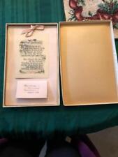 Vintage 1923 POEM CALENDAR- Great shape kept in box.