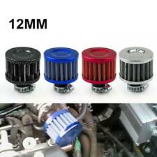 12mm Cold Air Intake Filter Turbo Vent Crankcase Car Breather Valve Cover New